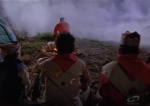 The Fog Monster and the ScoutMaster