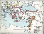 Southeastern Europe in1105